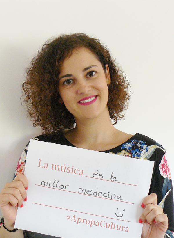 María José Anglés - Divulgación Musical en Barcelona