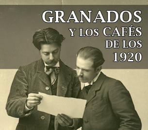 Granados y els cafés de los 1920 - Rutas Musicales - Ruta Granados - Divulgación Musical en Barcelona